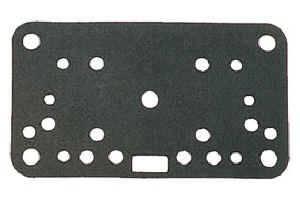 Moroso Performance Products - Moroso Buna-N Holley Metering Plate Gaskets - 2 Per Package