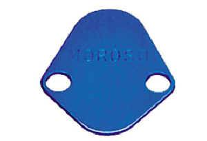Moroso Performance Products - Moroso Fuel Pump Block Off Plate - BB Chevy