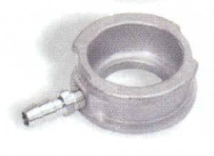 Moroso Performance Products - Moroso Billet Weld-On Filler Neck