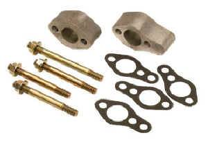 Moroso Performance Products - Moroso SB Chevy Water Pump Spacer Kit - Water Pump Spacer Kit - SB and 90° V6 Chevy