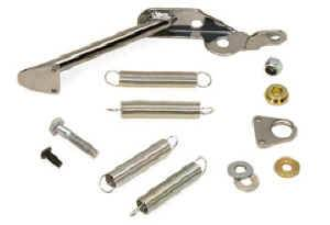 Moroso Performance Products - Moroso Throttle Return Spring Kit - Holley® 4500 - Carb Mount