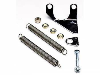 "Moroso Performance Products - Moroso Throttle Return Spring Kit - SB and 90° V6 Chevy - Manifold Mount - 1-13/16"" Tall"