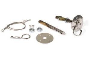 "Moroso Performance Products - Moroso Heavy Duty Hood Pin Set - 1/2"" Diameter Pins"