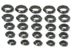 Moroso Performance Products - Moroso Firewall Grommets - 25 Pack Assortment