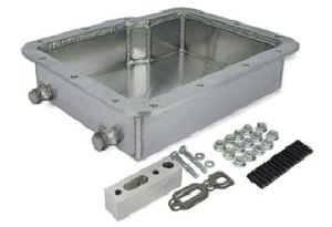 "Moroso Performance Products - Moroso Aluminum Powerglide Transmission Pan - 3.080"" Depth"