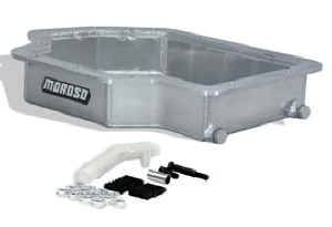 "Moroso Performance Products - Moroso Aluminum TH-400 Transmission Pan - 3.000"" Depth"