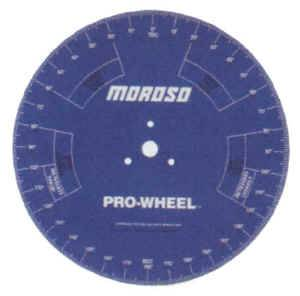 "Moroso Performance Products - Moroso 18"" Pro Wheel™° Wheel - For Engine Stand Use"