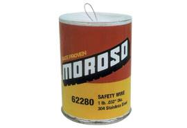"Moroso Performance Products - Moroso .032 Safety Wire - 032"" Diameter - 304 Stainless Steel"