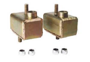 Moroso Performance Products - Moroso Ford Solid Motor Mounts - 1979-83 & 1993 Mustang 5.0L Engines