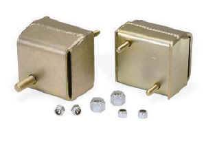 Moroso Performance Products - Moroso Ford Solid Steel Motor Mounts - 1984-92 Mustang Hardtops and 1990-92 Convertibles w/ 5.0L Engines
