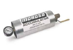 "Moroso Performance Products - Moroso 1.5 Quart Oil Accumulator - Accumulator - 10"" x 4-1/4"" - Replacement Parts: O-Rings - Four Per Package: #MOR97530"