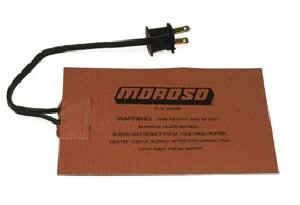 "Moroso Performance Products - Moroso External Oil Tank 5"" x 7"" Self Adhesive External Heating Pad - 400 Watts (Min)"