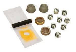 Moroso Performance Products - Moroso Oil Galley Return Screen Kit - SB Chevy