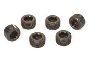 Moroso Performance Products - Moroso SB Chevy Deck Plug Kit - SB and 90° V6 Chevy