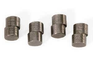 "Moroso Performance Products - Moroso SB Chevy, SB Mopar Offset Cylinder Head Dowels - .015"" Offset"
