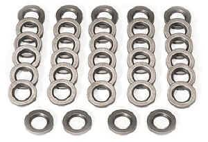 "Moroso Performance Products - Moroso Chrome Moly Head Bolt Washers - 1/2"" - (30 Pack)"