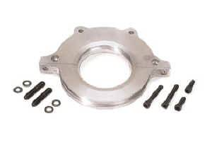 Moroso Performance Products - Moroso SB Chevy Rear Seal Adaptor - SB Chevy - Use w/ New Style Oil Pan (1986 and Newer Blocks w/ One-Piece Rear Seal)
