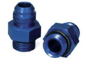 Moroso Performance Products - Moroso Dry Sump, External Oil Pump Fitting -10 AN to -10 AN w/ O-Ring