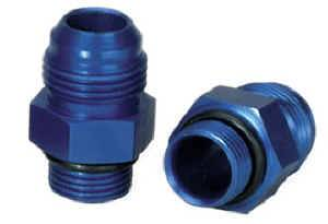 Moroso Performance Products - Moroso Dry Sump, External Oil Pump Fitting -10 AN to -12 AN w/ O-Ring
