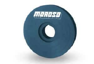 """Moroso Performance Products - Moroso V-Belt Crank Pulley - 4"""" V-Belt Crankshaft Pulley"""