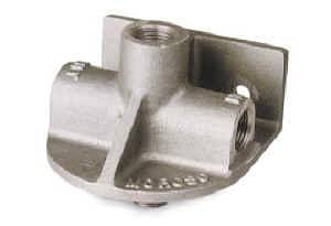 Moroso Performance Products - Moroso Chevy Remote Oil Filter Mount