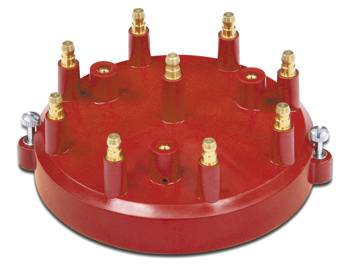 Mallory Ignition - Mallory 8 Cylinder Pro Distributor Cap - Fits Sprintmag II Magneto Ignition Systems