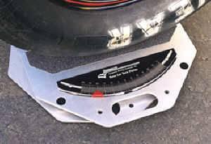 Longacre Racing Products - Longacre Aluminum Turning Plates (Set of 2)*