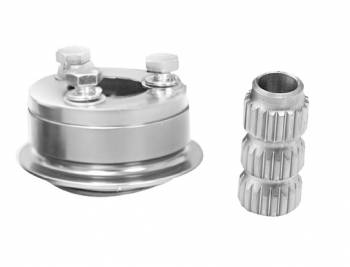 Longacre Racing Products - Longacre Spline Hub Quick Disconnect - Aluminum