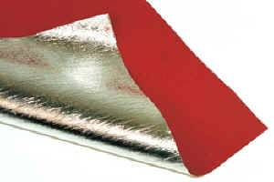 Longacre Racing Products - Longacre Aluminized/Silicone Cloth