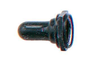 Longacre Racing Products - Longacre Weatherproof Switch Cover - Black