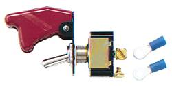 Longacre Racing Products - Longacre Ignition Switch w/ Flip Up Cover