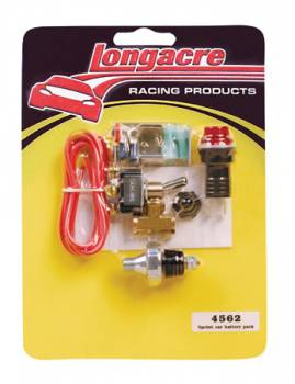 Longacre Racing Products - Longacre Sprint Car Battery Pack Complete Kit