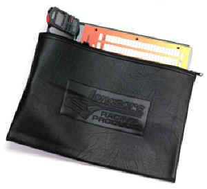 Longacre Racing Products - Longacre Padded Clipboard Storage Pouch