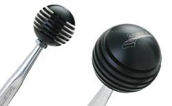 "Longacre Racing Products - Longacre Aluminum Shifter Knob - 3/8""-16 Thread - 2"" Diameter"