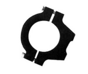 "Longacre Racing Products - Longacre Short Universal Bracket - 1-1/2"" Roll Bar"