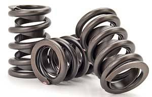"""K-Motion Racing - K-Motion Valve Springs - Single Silicon - 1.265"""" O.D. - (Set of 16)"""