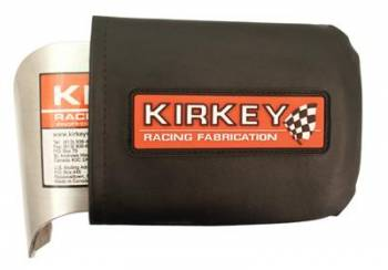 Kirkey Racing Fabrication - Kirkey Black Vinyl Cover (Only) - Right - (For #KIR00100)