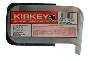 Kirkey Racing Fabrication - Kirkey Aluminum Head Support - Left - (Cover Sold Separately)