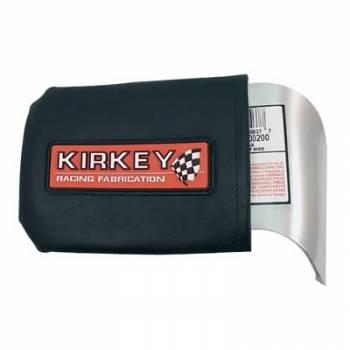 Kirkey Racing Fabrication - Kirkey Black Vinyl Cover (Only) - Left - (For #KIR00200)