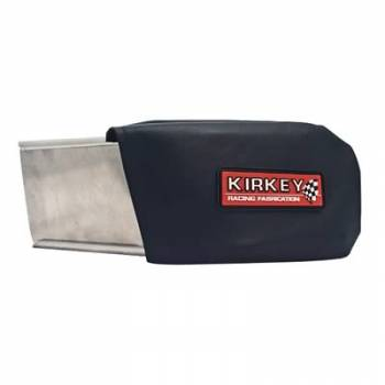 Kirkey Racing Fabrication - Kirkey Black Vinyl Cover (Only) - Right - (For #KIR00500)