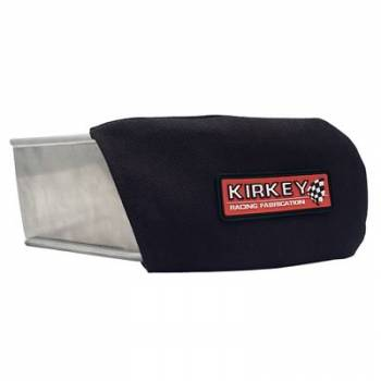 Kirkey Racing Fabrication - Kirkey Black Cloth Cover (Only) - Right - (For #KIR00500)
