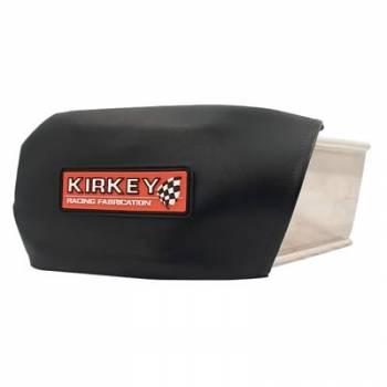 Kirkey Racing Fabrication - Kirkey Black Vinyl Cover (Only) - Left - (For #KIR00600)