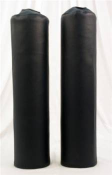 Kirkey Racing Fabrication - Kirkey Black Coil Over Covers (Pair)