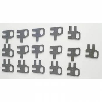 Isky Cams - Isky Cams Adjustable Guide Plates - SB Chevy - Set of 8
