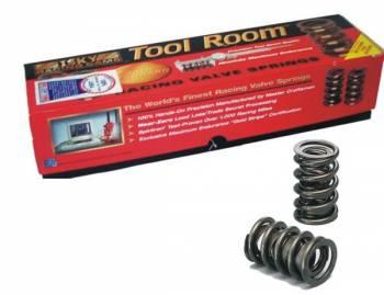 """Isky Cams - Isky Cams Precision Tool Room™ Dual Valve Springs (Gold) - 1.560"""" O.D., .740"""" I.D."""