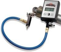 Intercomp - Intercomp Digital Shock Inflation & Pressure Gauge w/ Case - 0-300 PSI In 0.5 PSI Increments
