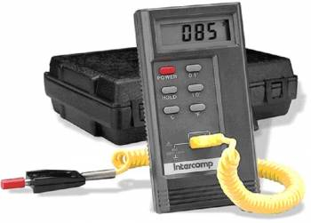 Intercomp - Intercomp Digitial Pyrometer w/ Tire Probe & Case