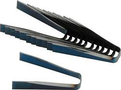 Ideal Heated Knives - Ideal Heated Knives - #8 Flat Blades - (12 Pack)