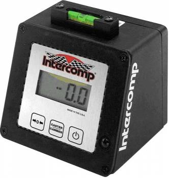Intercomp - Intercomp Digital Caster Camber Gauge w/ Backlight