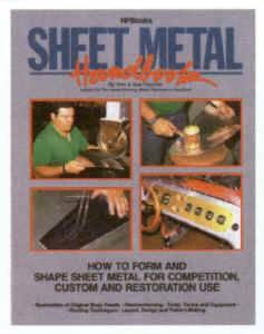 HP Books - Sheet Metal Handbook - By Ron & Sue Fournier - HP575